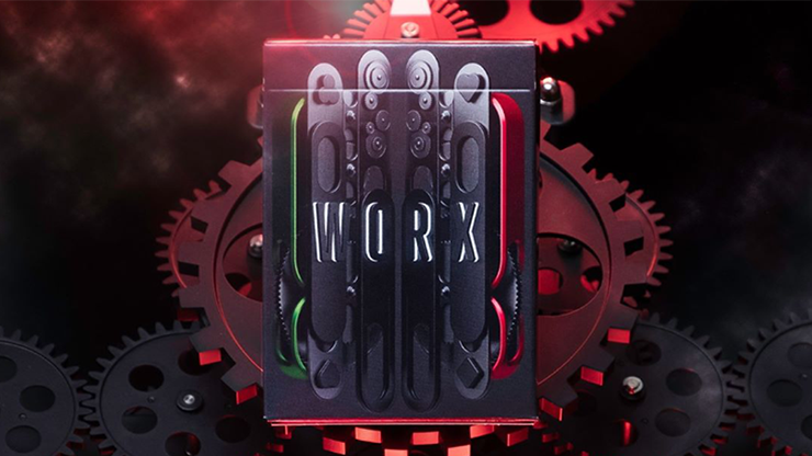 WORX Playing Cards - CardCutz