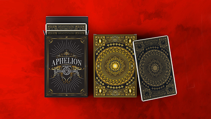 Aphelion™Playing Cards - Black Edition Playing Cards