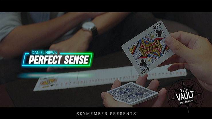 The Vault Skymember Presents Perfect Sense by Daniel Hiew video DOWNLOAD