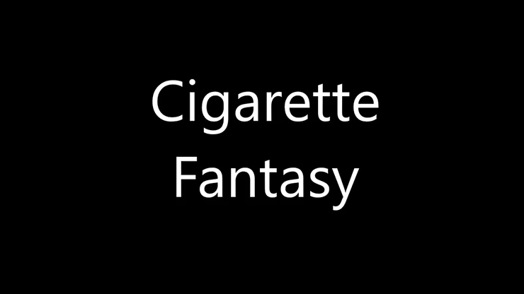 Cigarette Fantasy by Damien Fisher video DOWNLOAD