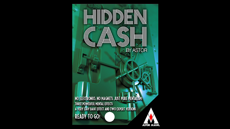 HIDDEN CASH by Astor