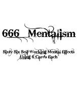 666 Mentalism Sample Thumbnail