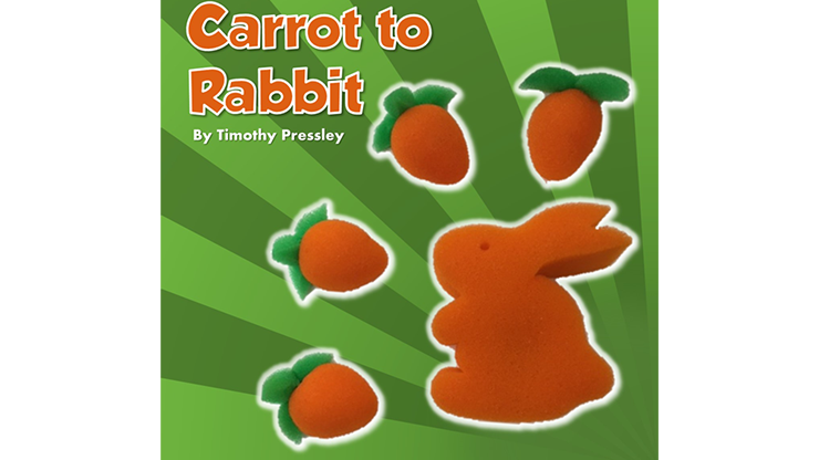 Sponge Carrot to Rabbit - Timothy Pressley and Goshman