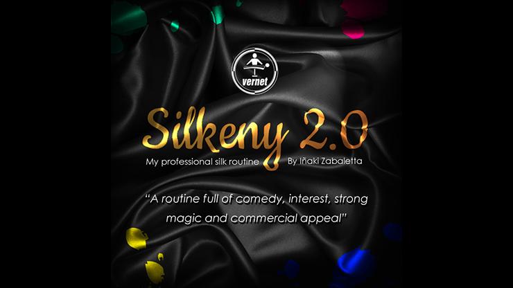 Silkeny 2.0 (Gimmicks and Online Instructions) - Inaki Zabaletta