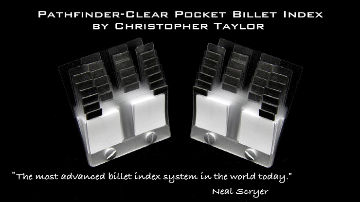The Path-Finder Clear Pocket Index by Christopher Taylor
