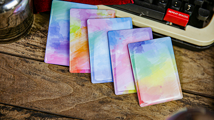 Rainbow Jelly Cardistry Trainer - Trick