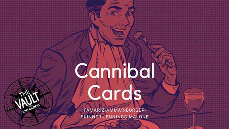 The Vault  Cannibal Cards (World's Greatest Magic) video DOWNLOAD