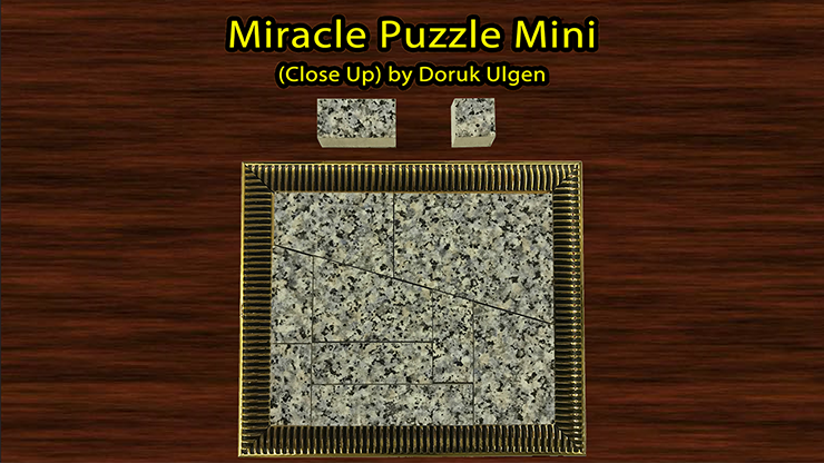 Miracle Puzzle (Close Up) by Doruk Ulgen