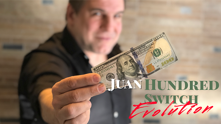 Juan Hundred Switch Evolution - Juan Pablo video DOWNLOAD