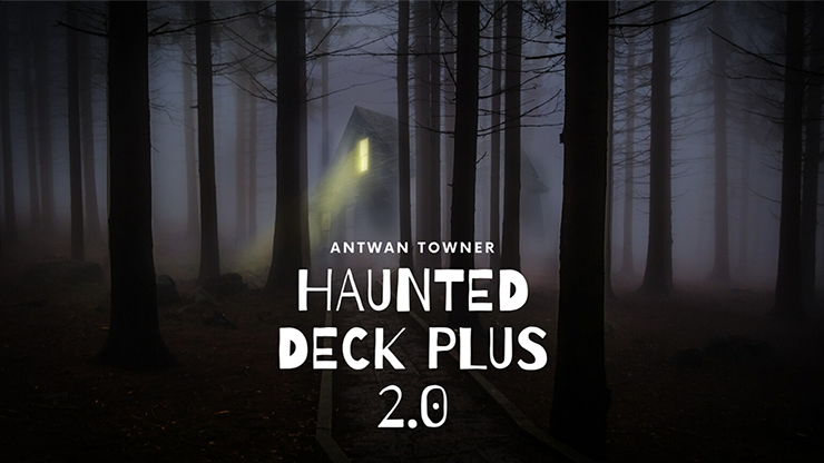 Haunted Deck Plus 2.0 - Antwan Towner video DOWNLOAD