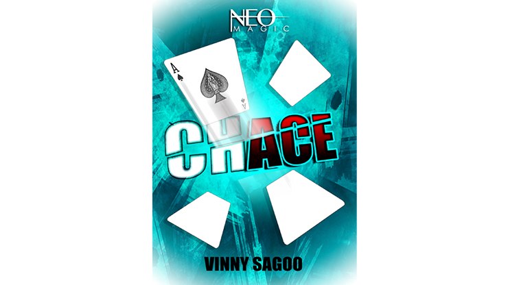 CHACE (Gimmick and Online Instructions) by Vinny Sagoo - Trick