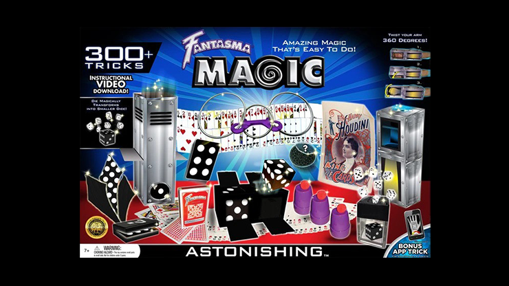 Astonishing Magic Set - Fantasma Magic