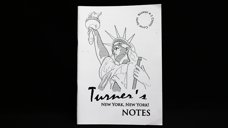 Turner's New York, New York Notes by Peter Turner