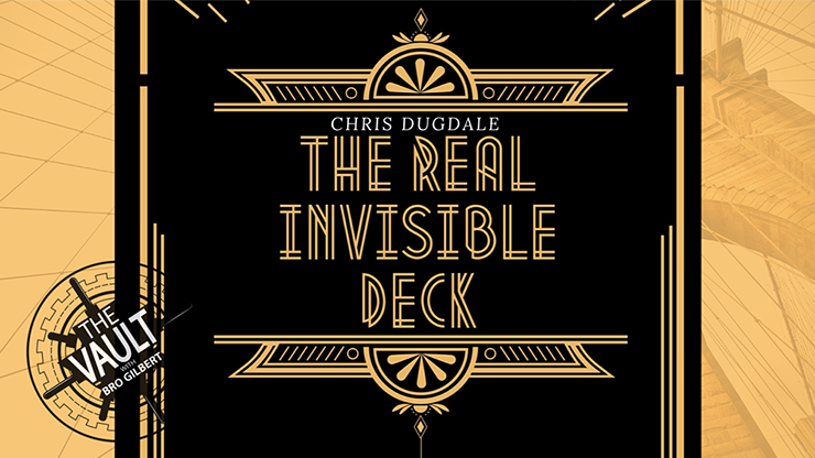 The Vault  The Real Invisible Deck - Chris Dugdale video DOWNLOAD