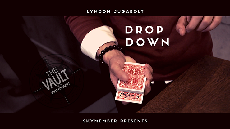 The Vault Skymember Presents Drop Down by Lyndon Jugalbot mixed media DOWNLOAD