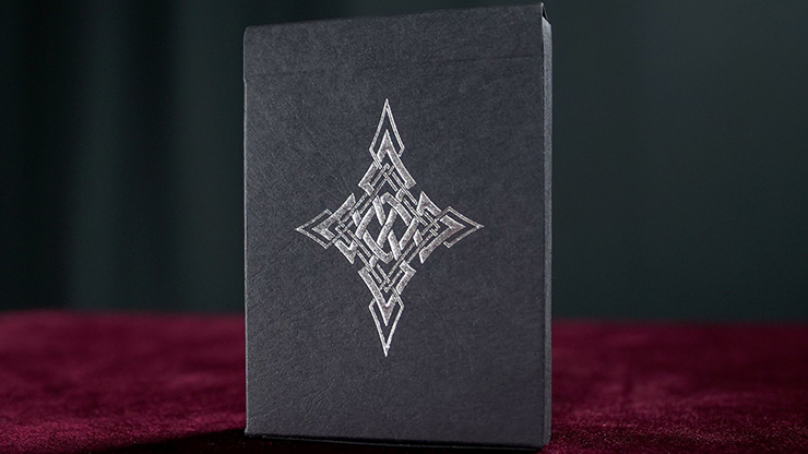 Diamond Marked Playing Cards by Diamond Jim tyler