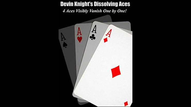 DISSOLVING ACES - Devin Knight eBook DOWNLOAD