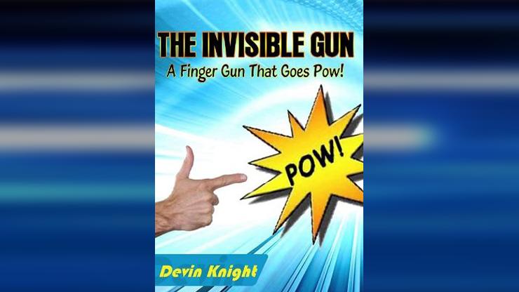 INVISIBLE GUN - Devin Knight ebook DOWNLOAD