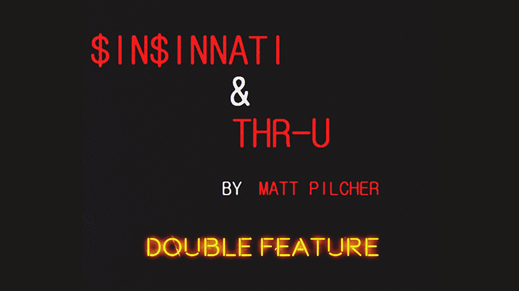 Matt Pilchers Double Feature video DOWNLOAD