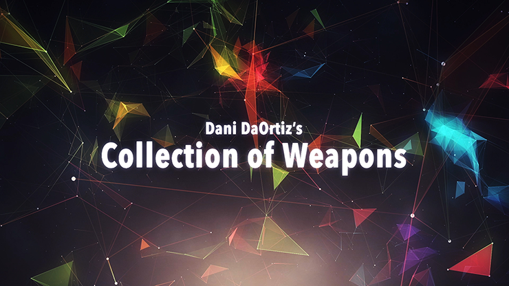 Dani`s Collection of Weapons by Dani DaOrtiz video DOWNLOAD