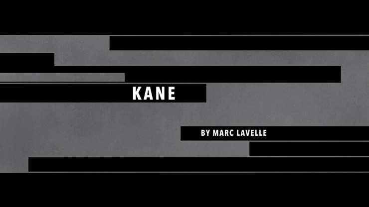 Kane by Marc Lavelle video DOWNLOAD