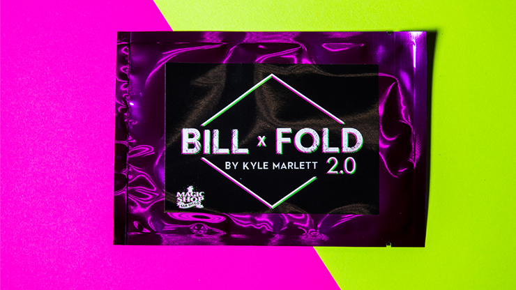 BILLFOLD 2.0 by Kyle Marlett