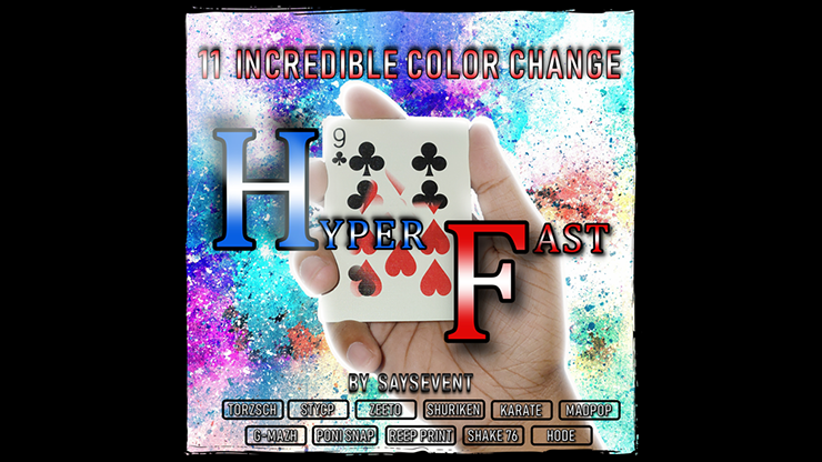 Hyper Fast - SaysevenT video DOWNLOAD