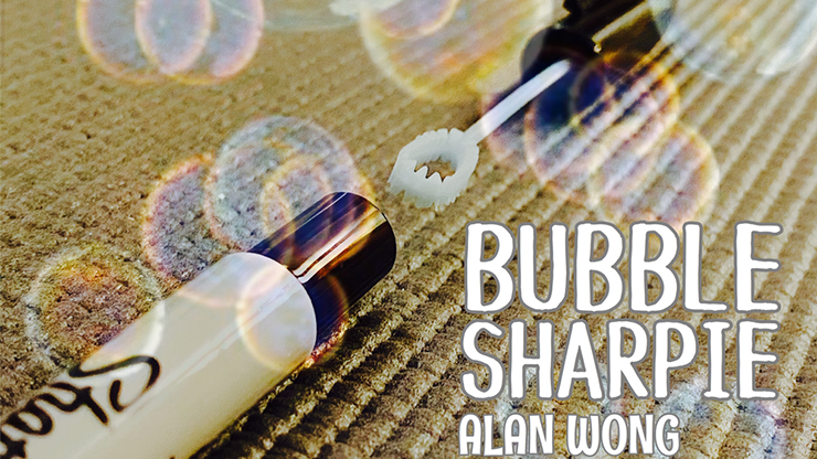Bubble Sharpie Set by Alan Wong