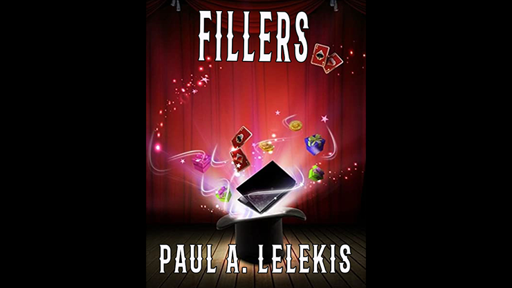 FILLERS - Paul A. Lelekis Mixed Media DOWNLOAD