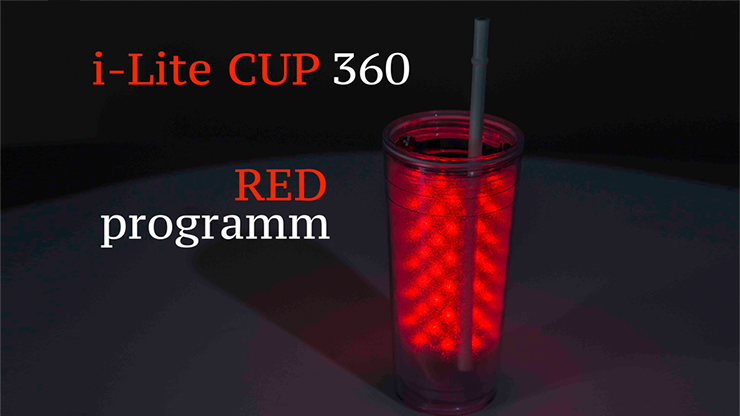 I-Lite Cup 360 Red by Victor Voitko
