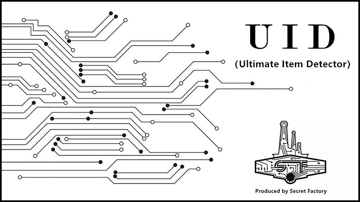 UID / With Coin (Gimmicks and Online Instructions) by Secret Factory