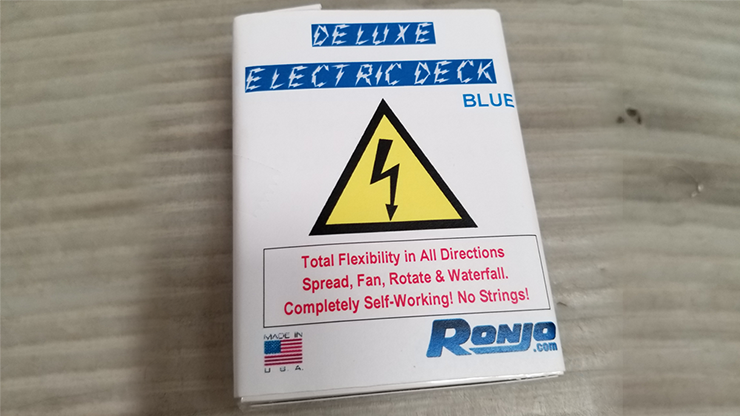 ELECTRIC DECK DELUXE (Blue)