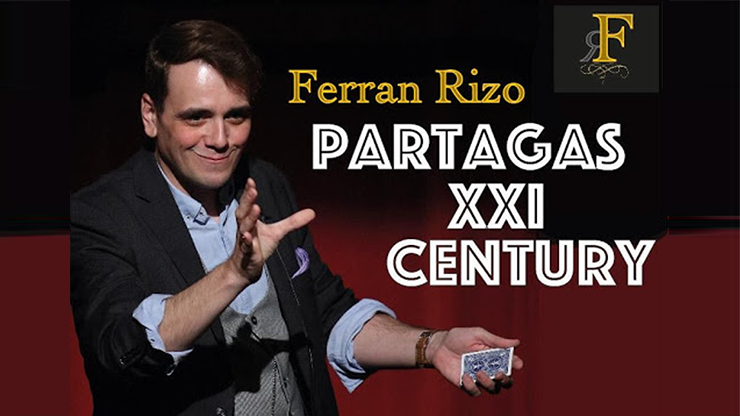 Partagas XXI Centuryby Ferran Rizo video DOWNLOAD