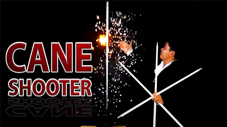 Cane Shooter with Remote
