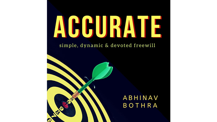 Accurate by Abhinav Bothra Mixed Media DOWNLOAD