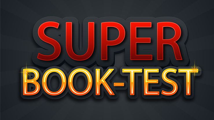 Super Hero Book Test by Nicolas Subra