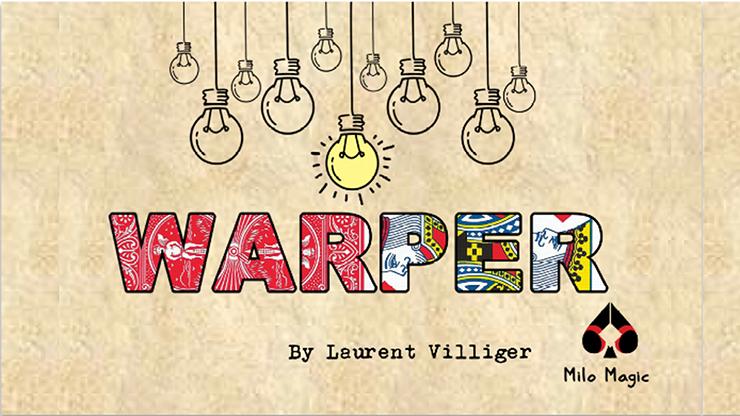 WARPER Blue by Laurent Villiger - Trick