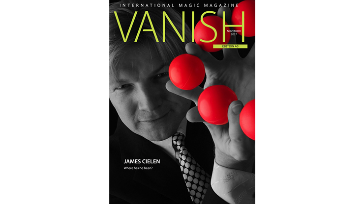 Vanish Magazine #40 eBook DOWNLOAD