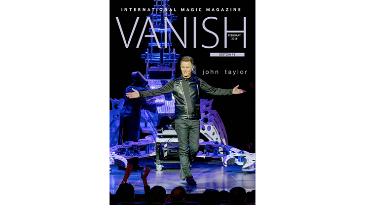 Vanish Magazine #43 eBook DOWNLOAD