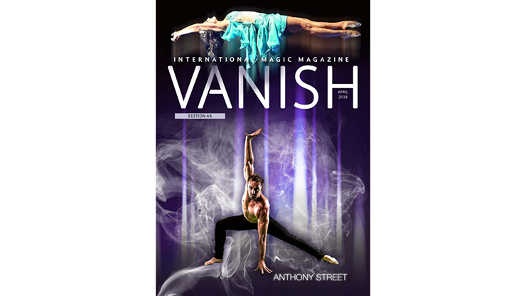 Vanish Magazine #45 eBook DOWNLOAD