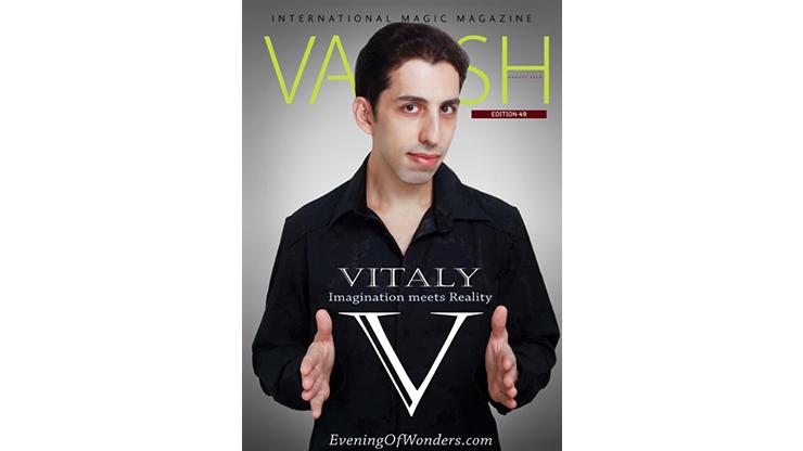 Vanish Magazine #49 eBook DOWNLOAD