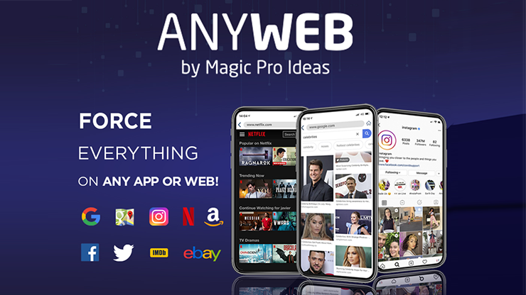 AnyWeb by Magic Pro Ideas