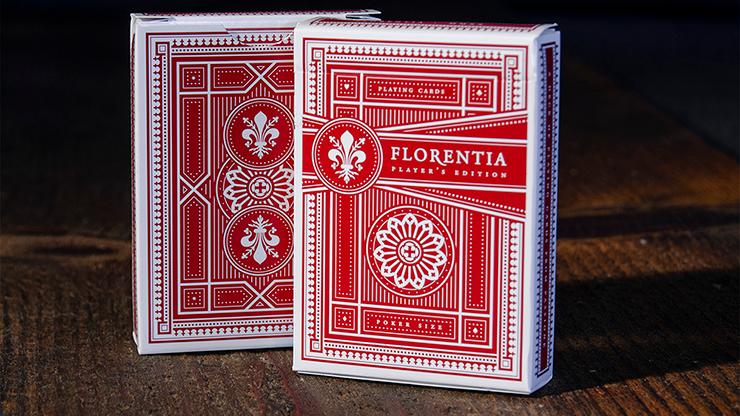 Florentia Florentia Player's Editon Playing Cards by Elettra Deganello