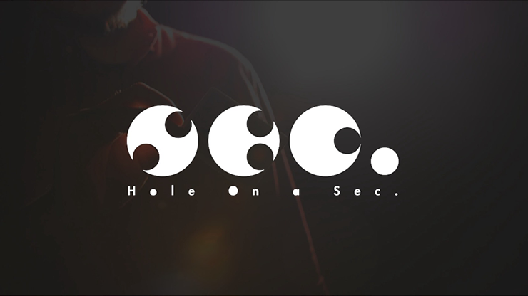 Hole On A Sec Red By Zamm Wong & Magic Action - Trick