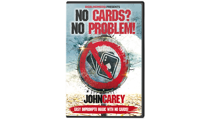 No Cards, No Problem - John Carey