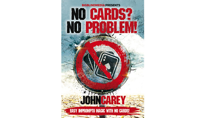 No Cards -  No Problem by John Carey video DOWNLOAD