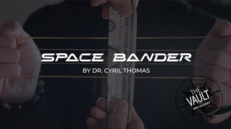 The Vault Skymember Presents Space Bander by Dr. Cyril Thomas DOWNLOAD