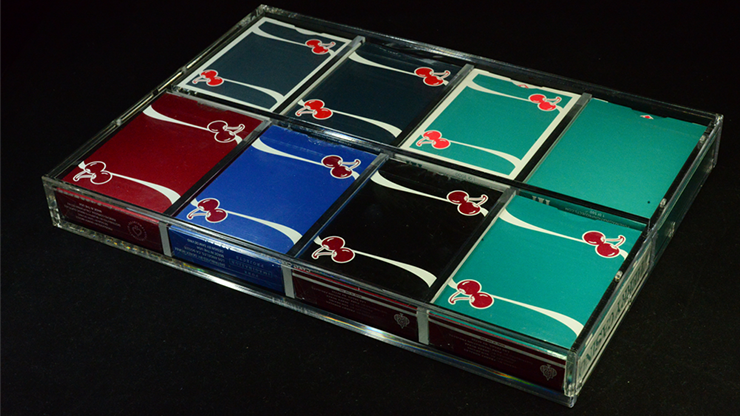 Carat X4x2 (Holds 8 Decks)