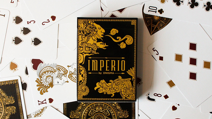 Imperio Playing Cards - DNIGMA