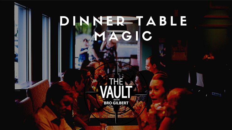 The Vault  Dinner Table Magic (World's Greatest Magic) video DOWNLOAD